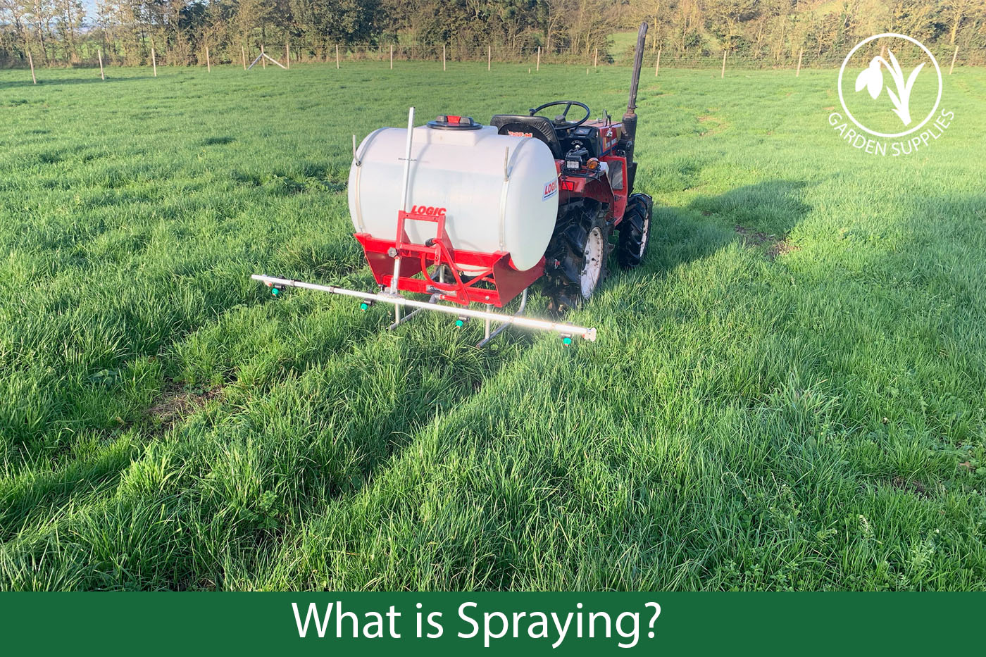 What is Spraying?