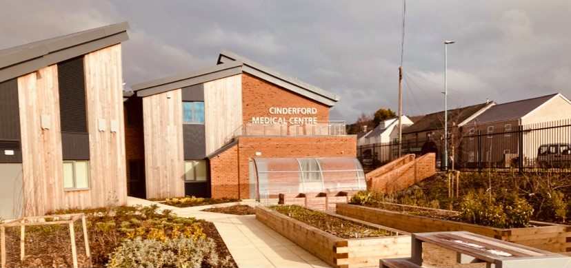 Down to Earth - Cinderford Medical Centre